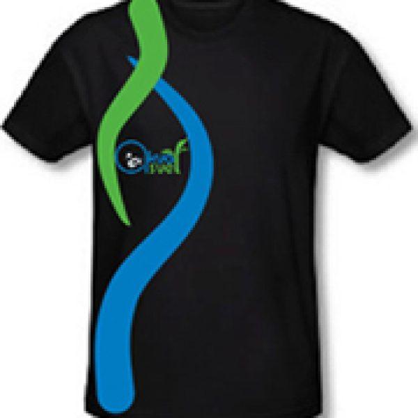 Majica tribal rednja strana