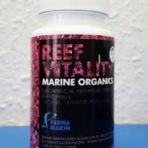 Reef vitality marine organic