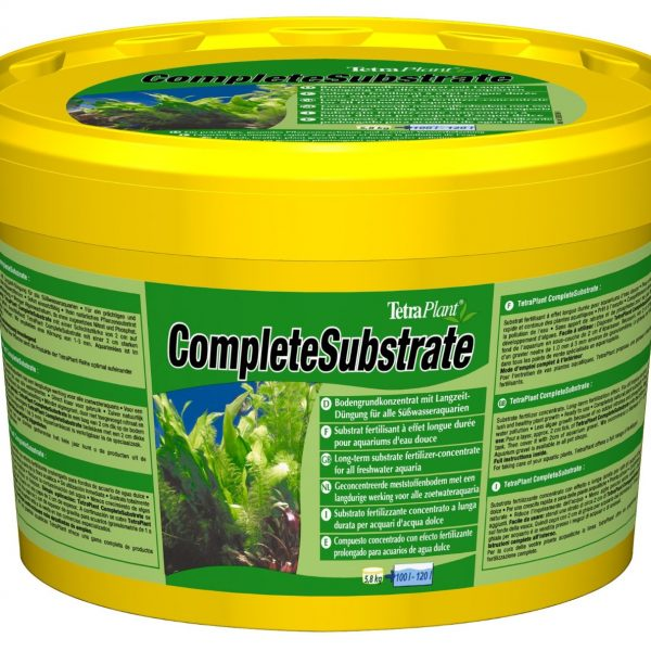 Tetra-Complete-Substrate