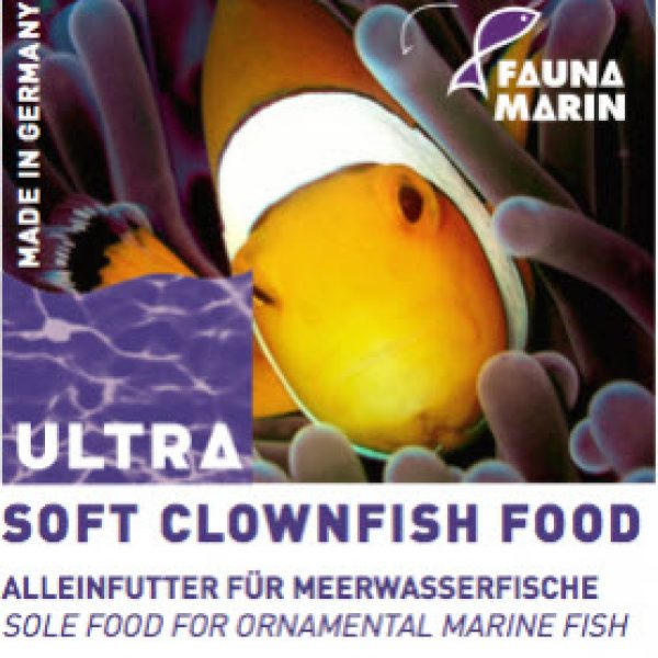ULTRA SOFT CLOWN FISH FOOD